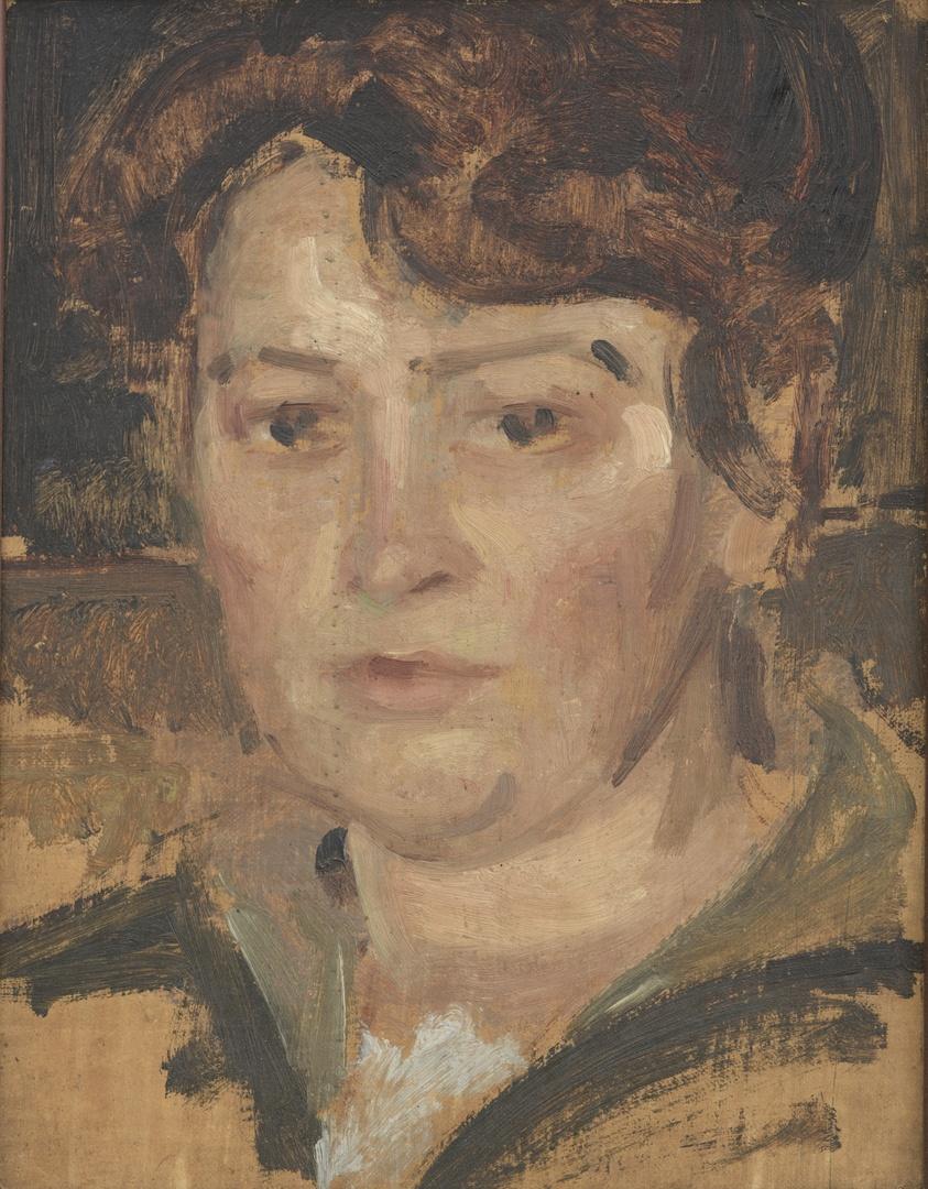 Portret van Mevr. Jelinger