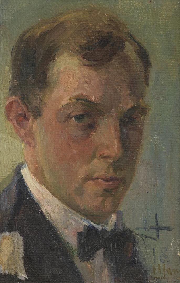 Portret van H.Jelinger