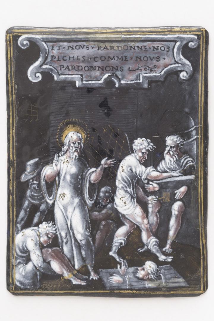 Christus temidden van gevangenen