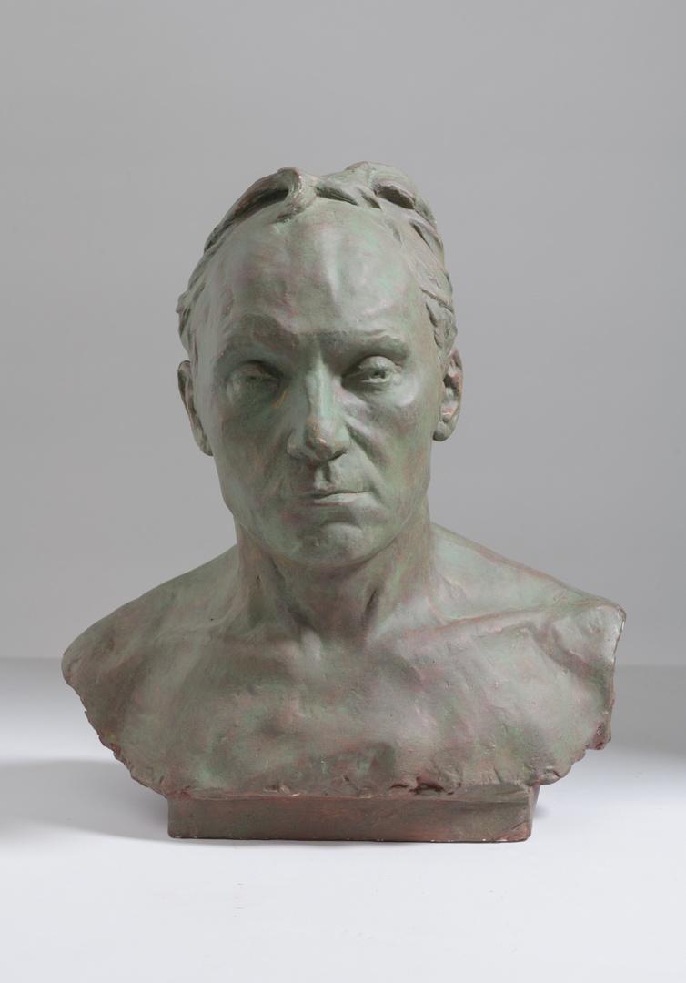 Borstbeeld van Henri Jonas