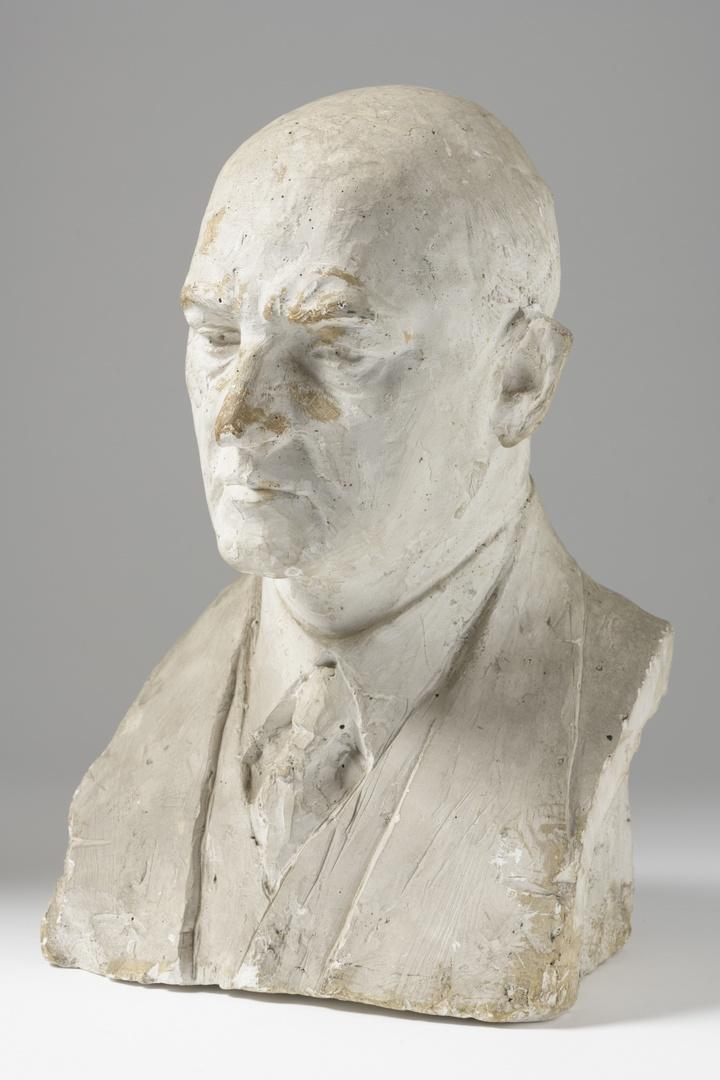 Borstbeeld van Jules M.J. Schaepkens van Riempst