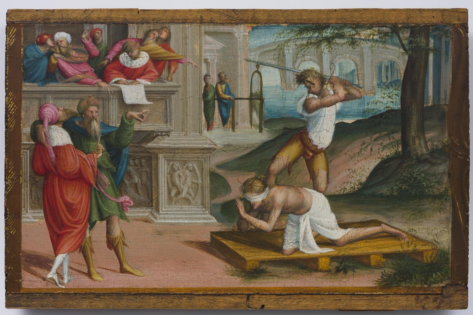 Beheading of a Saint