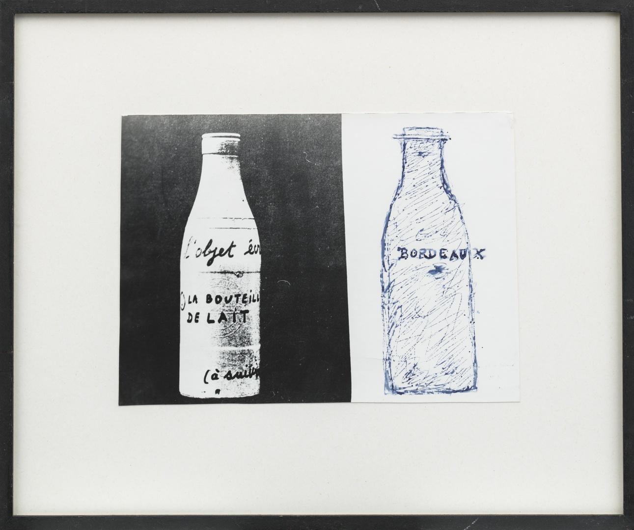 L'Entree de l'exposition: 6 foto's