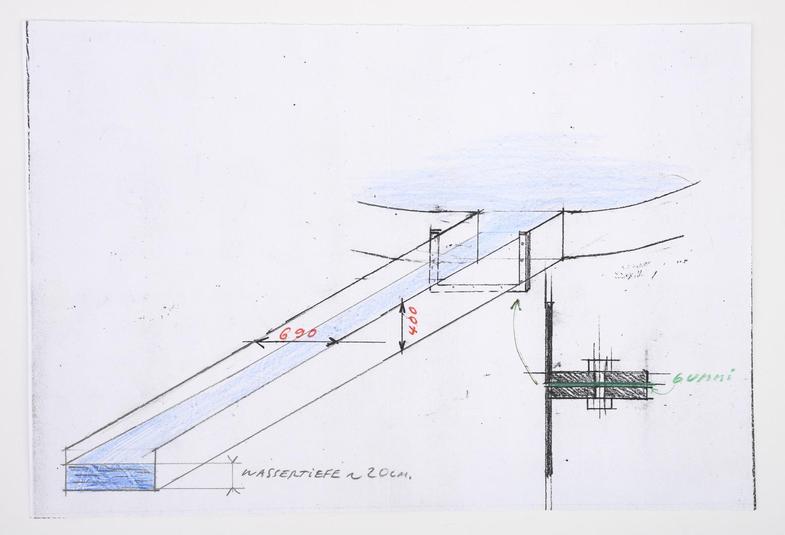 Z.T. (Schetsen voor Wasserinstallation 1999)