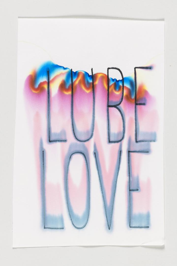 34 studieschetsen tbv tentoonstelling Lube Love Bonnefantenmuseum