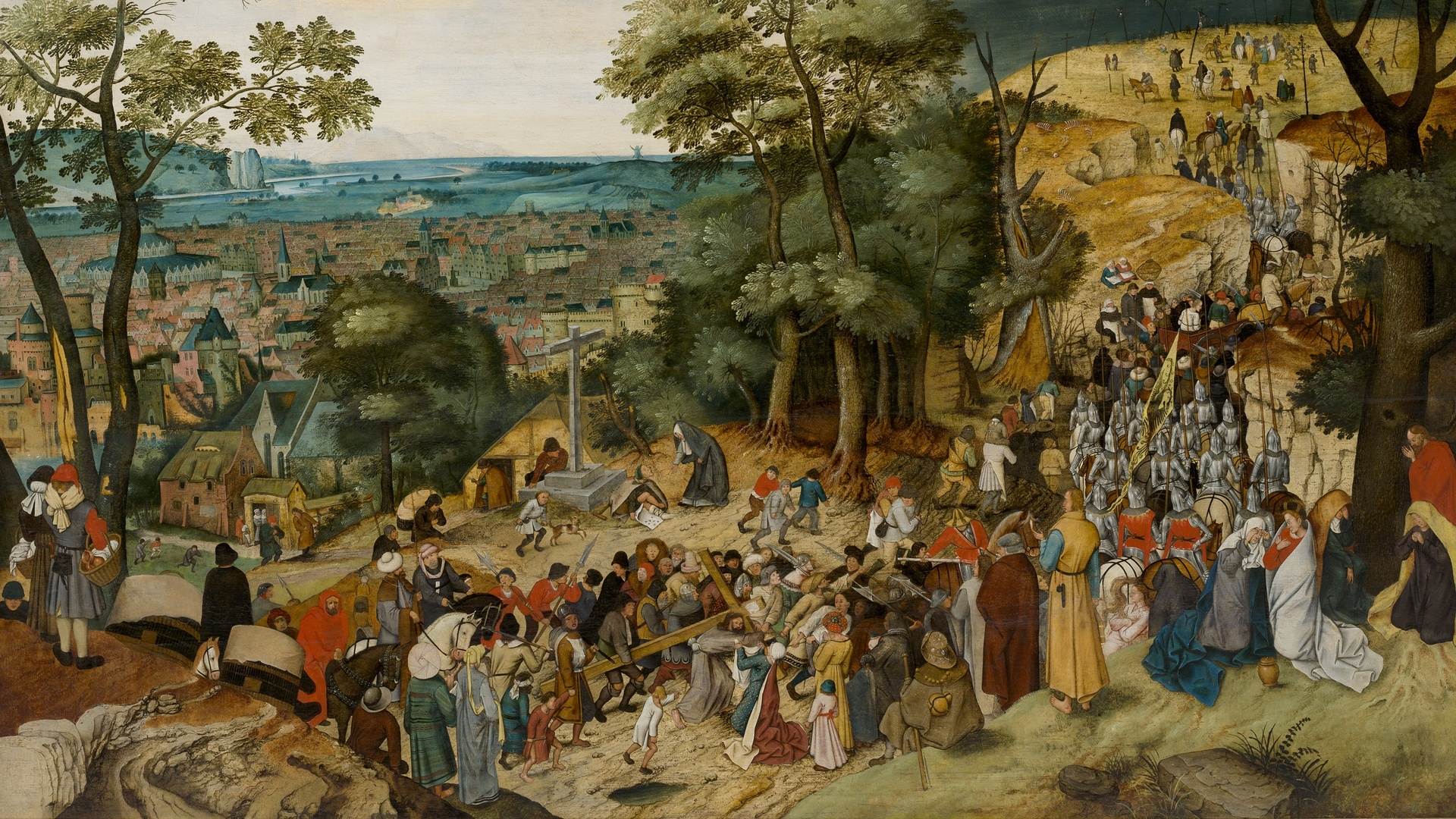Brueghel and contemporaries: art as covert resistance?