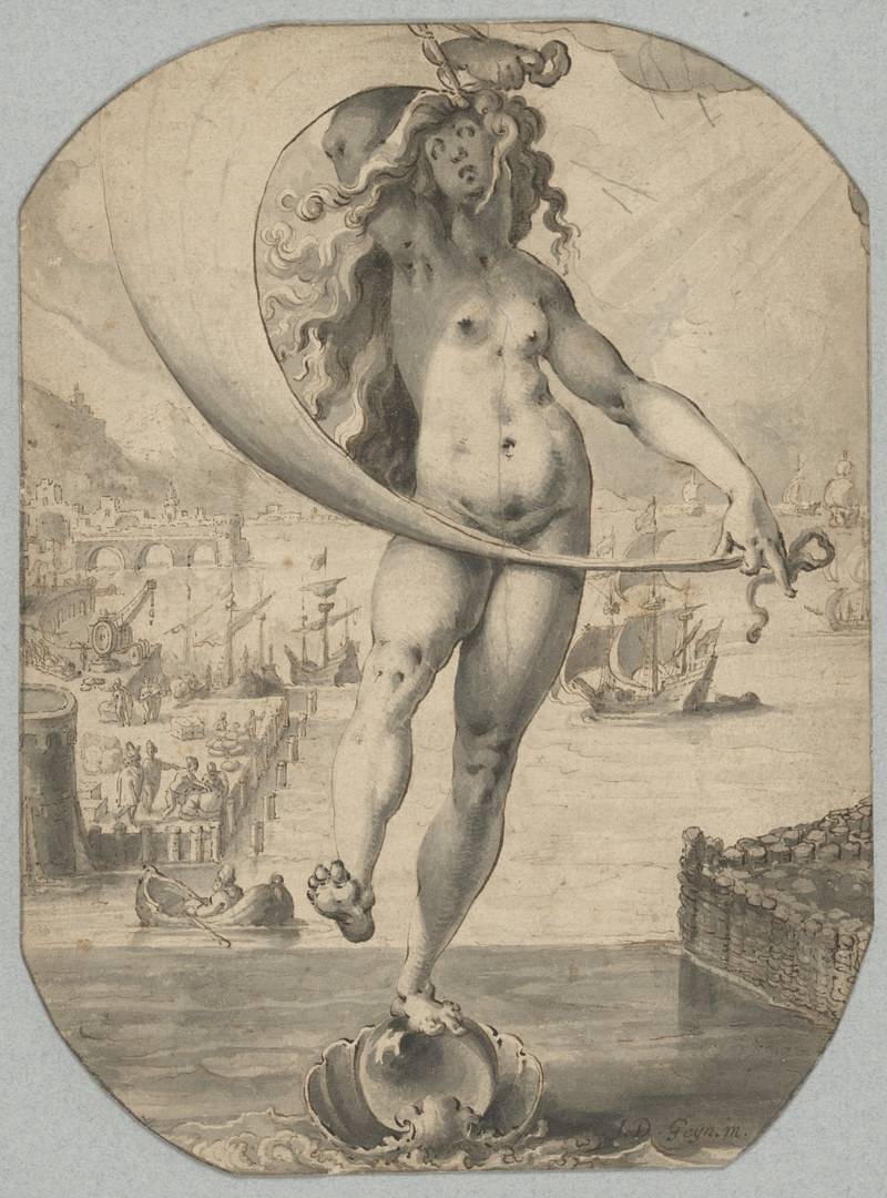Jacques II de Gheyn, Fortuna, ca 1600.jpg