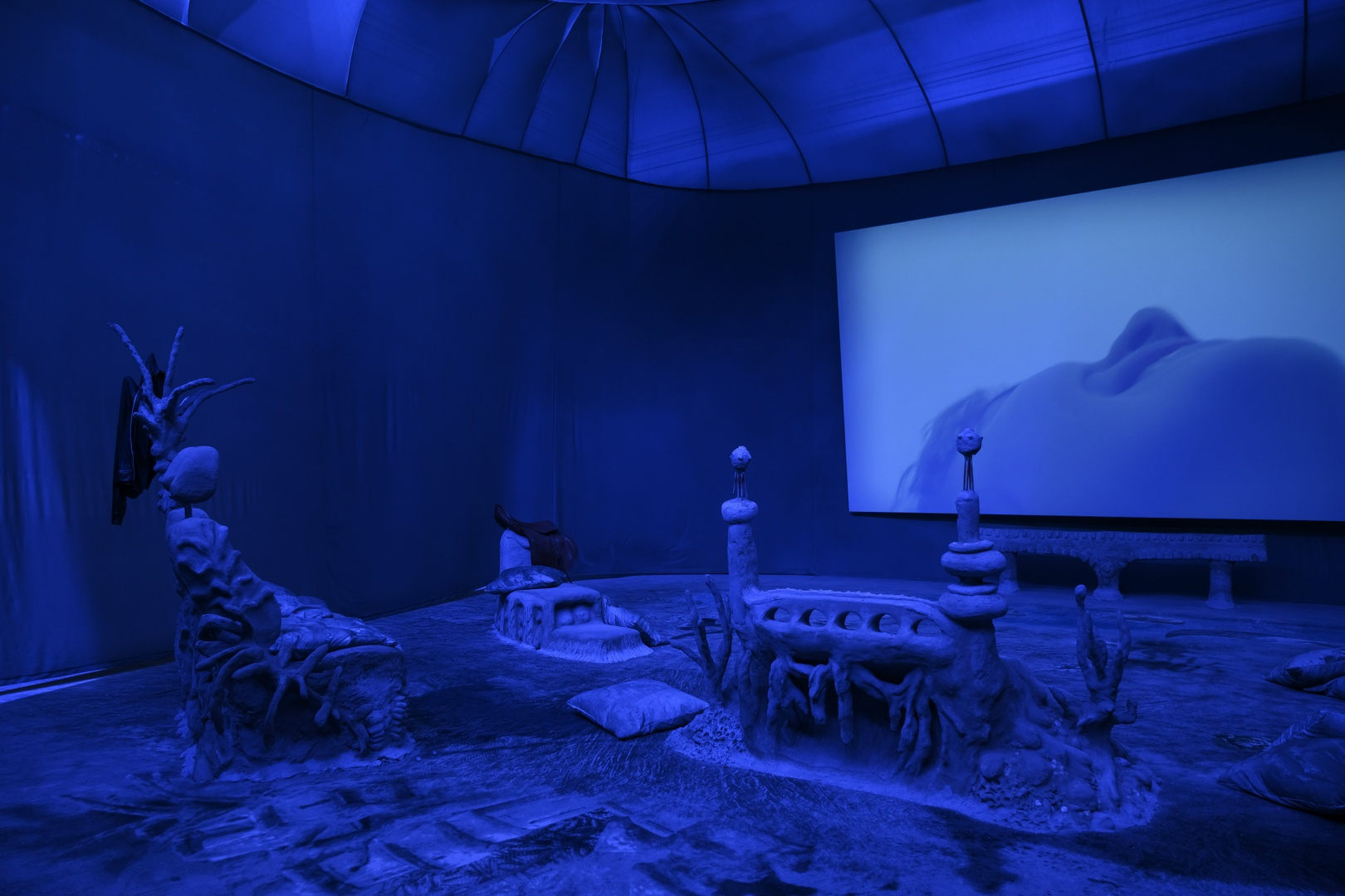Laure Prouvost_French Pavillion Biennale Venice 2019_ Photography by Cristiano Corte
