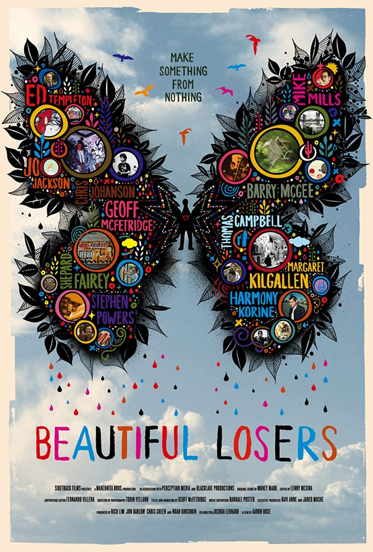 Beautiful Losers Poster