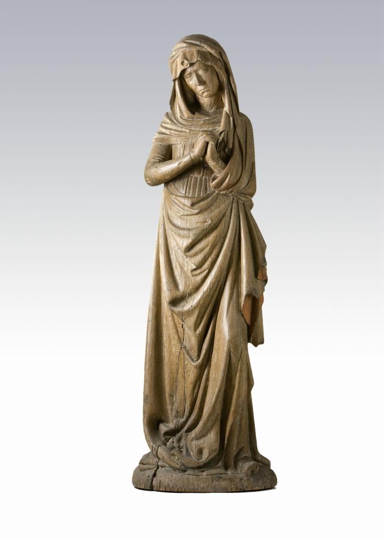 Maria (?) uit een grafleggingsgroep