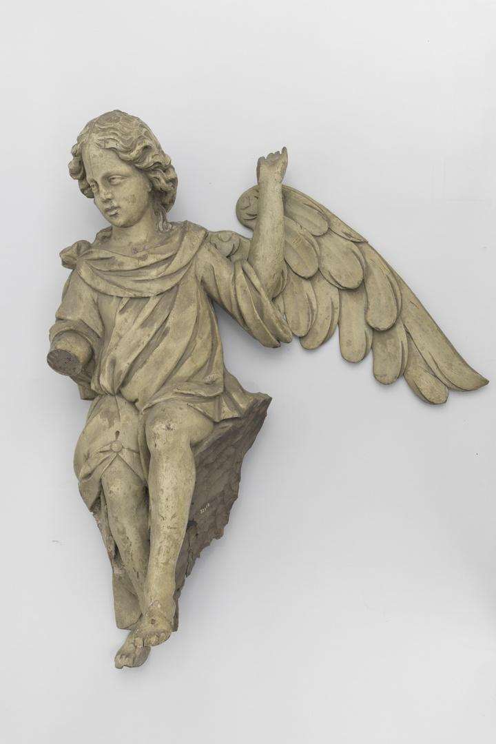 Zwevend engeltje