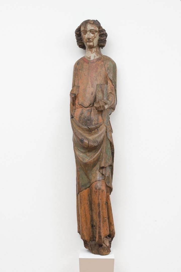 Johannes de Evangelist van een Calvariegroep