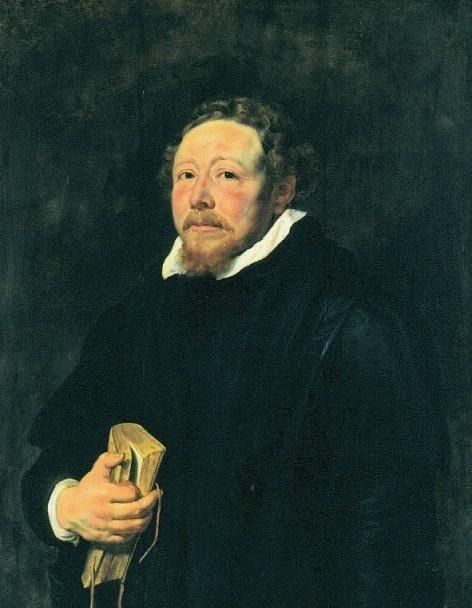 Portret van Pater Jan Neyen (ca. 1570-1612)