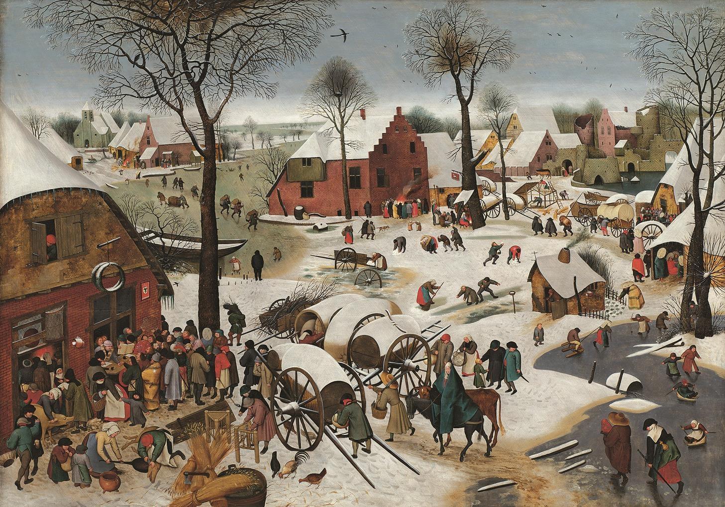 Zuid-Nederlandse en Duitse schilderkunst ca. 1450-1800