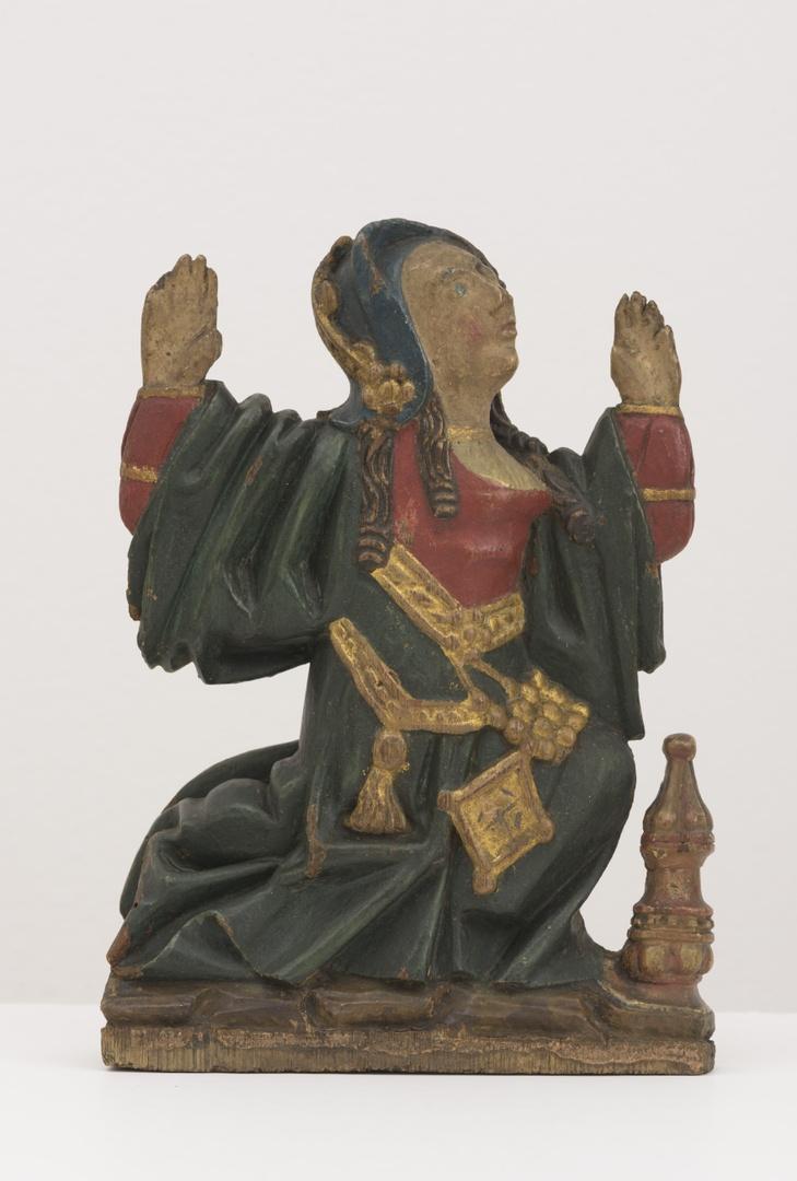 H.Maria Magdalena onder het kruis