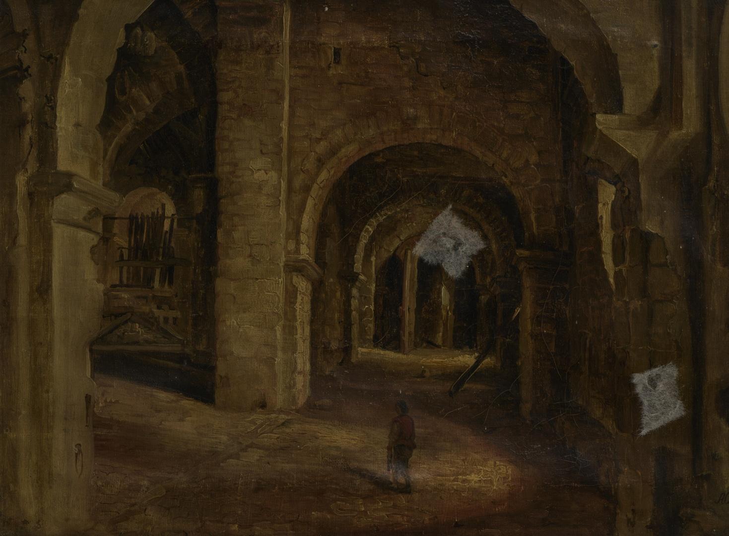 """Onder de torens van Sint-Servaas """"Keizerzaal"""""""