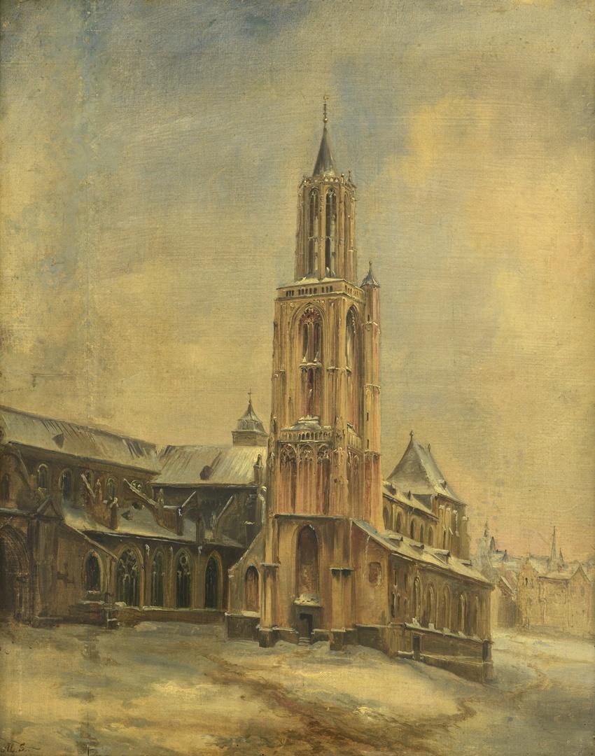 St.Janskerk te Maastricht