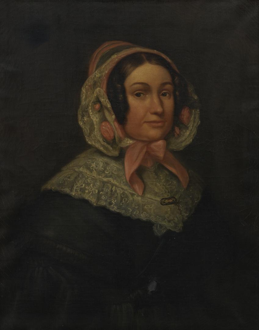 Portret van Maria Gertrudis Frissen (1787-1856), echtgenote van Th. Chambille