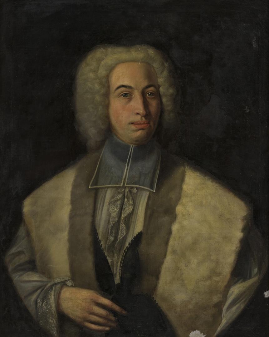 Portret van Arnold Schuil van Walhorn jr.