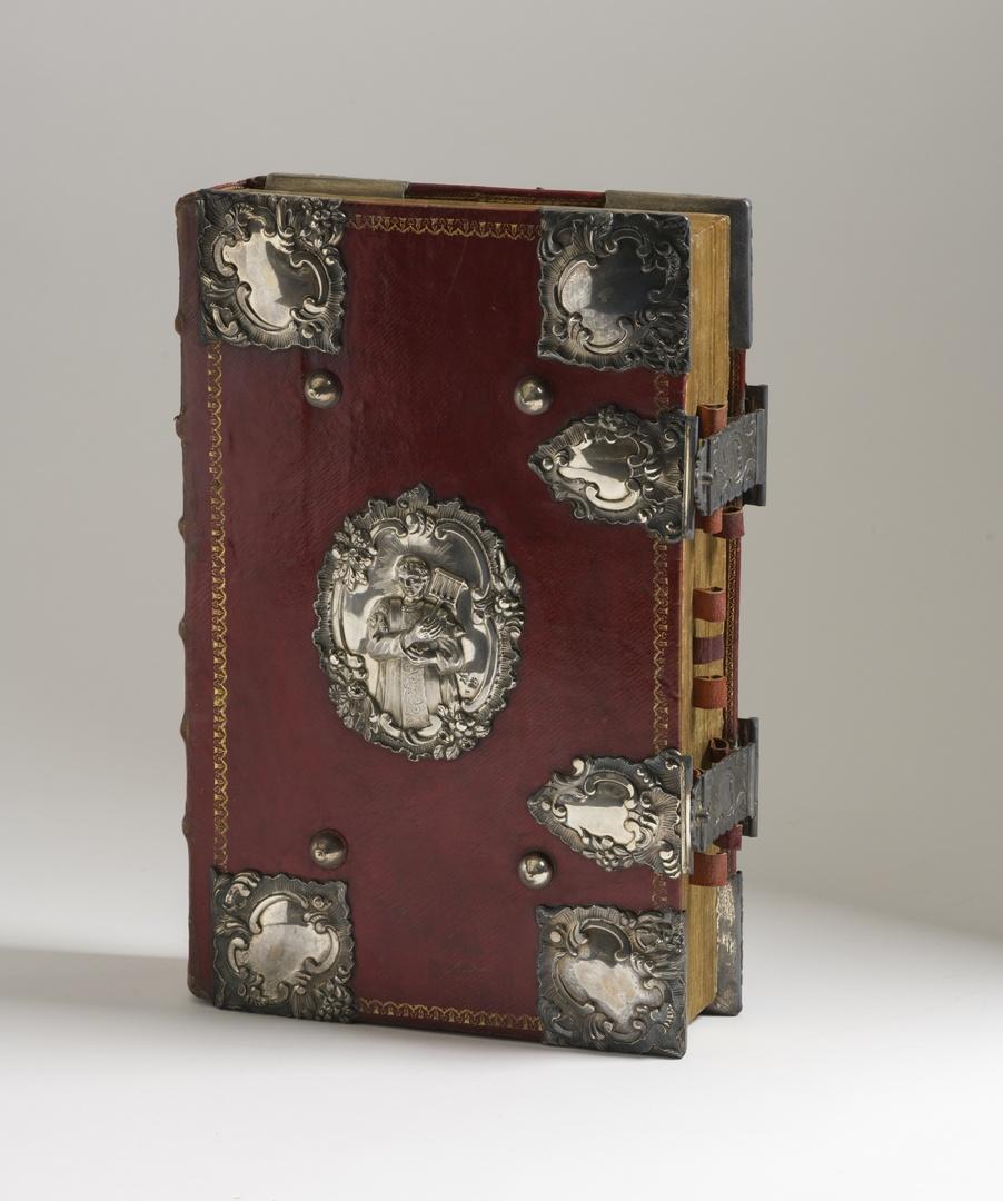 Missale Romanum met boekbeslag