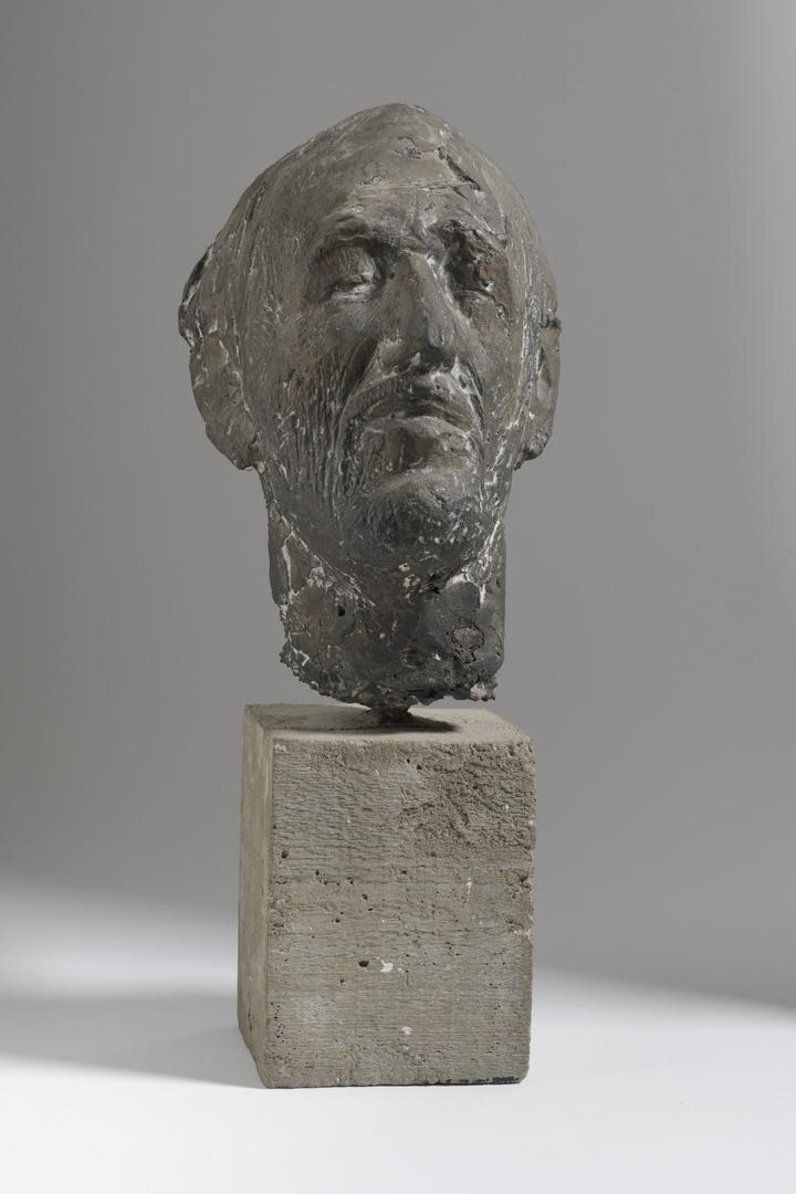 Portret van Henk Sitskoorn