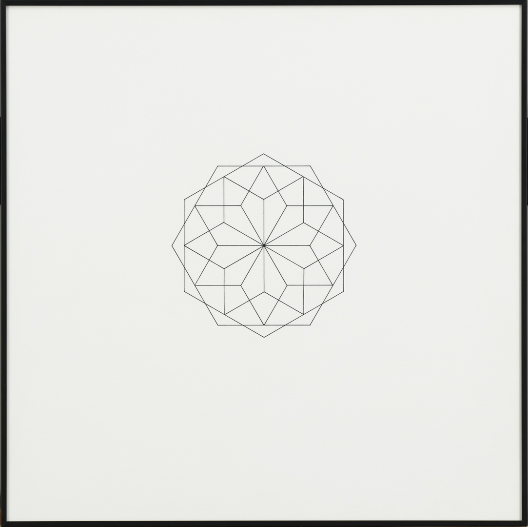 Uit: Beeldtaal-duo-decimaal ; een samenstel van 42 tekeningen uit een grotere reeks