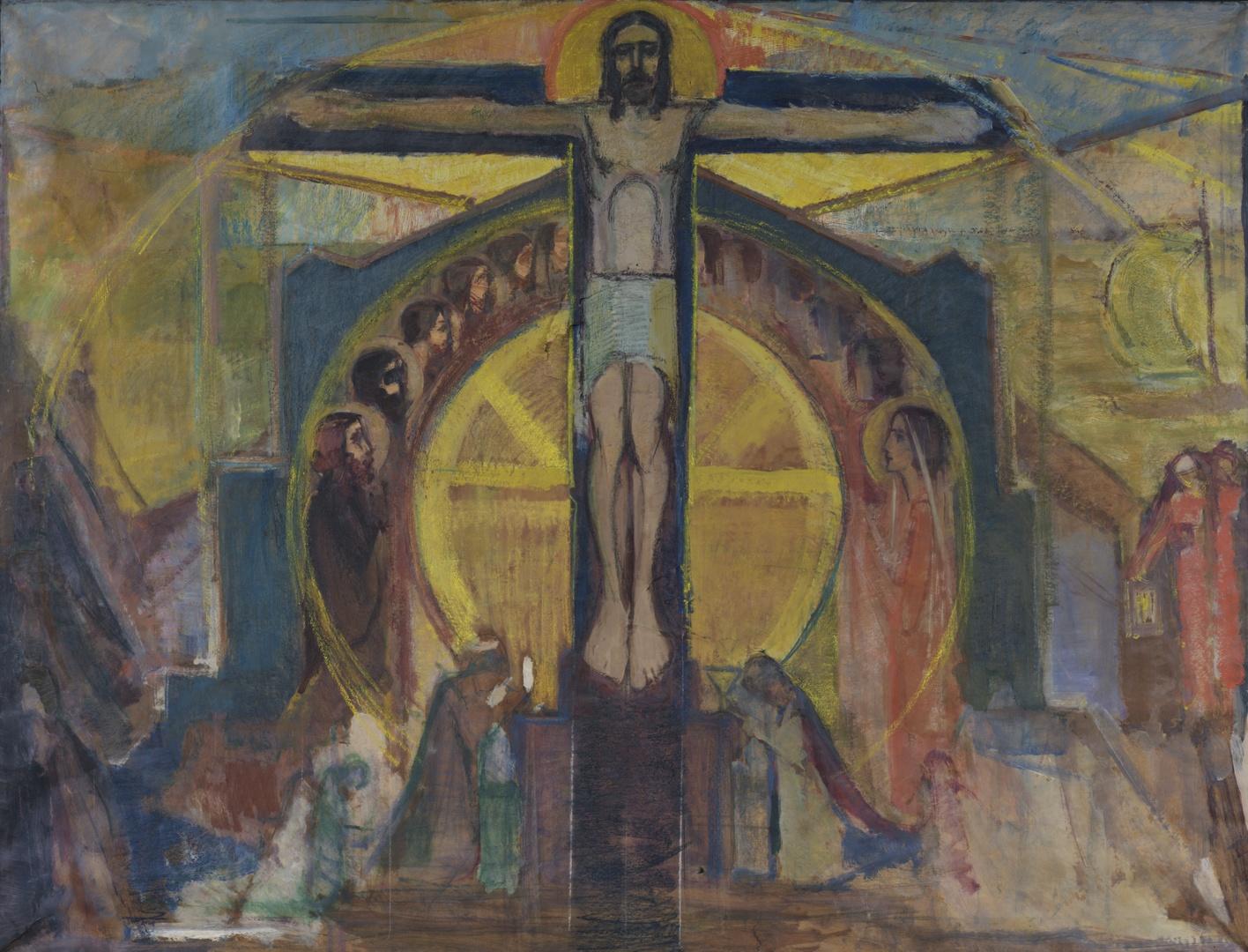 Aanbidding van het kruis