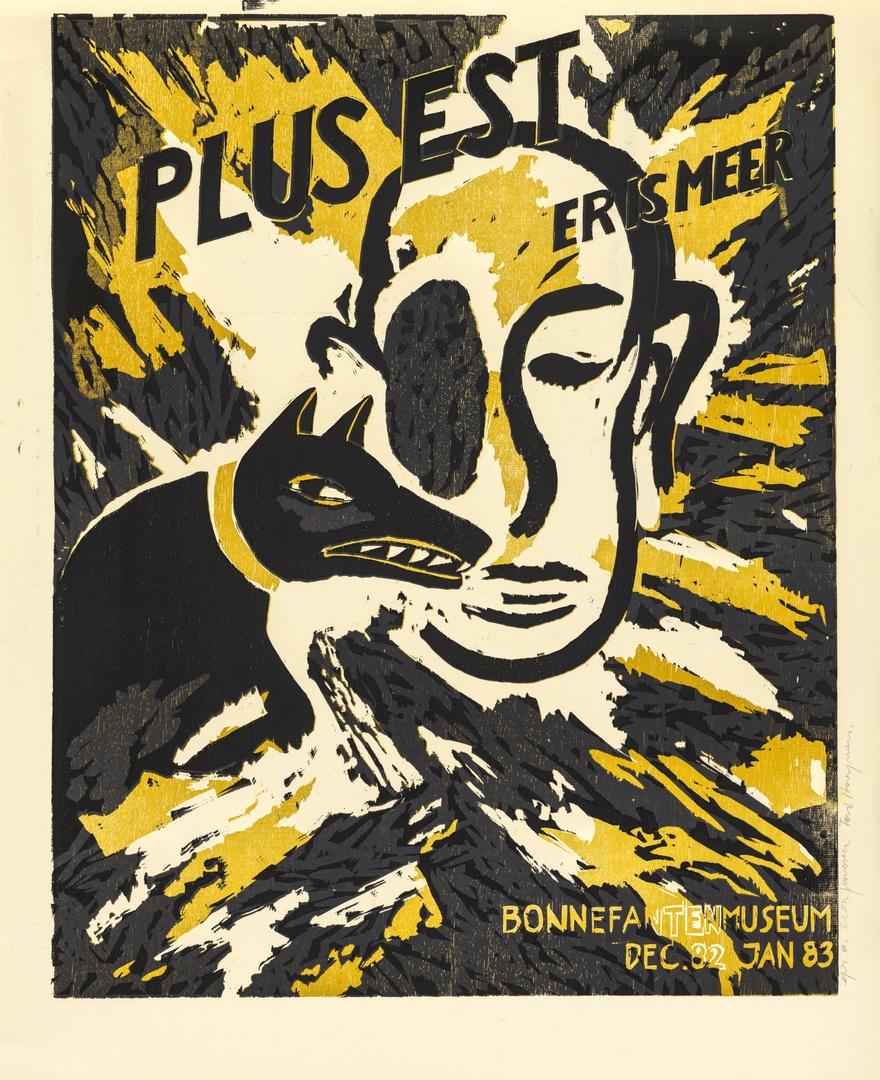 Plus est - Er is meer : Bonnefantenmuseum dec. 82 - jan. 83