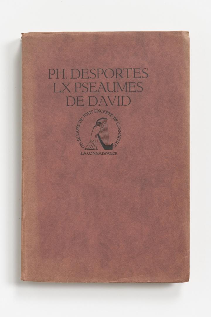 """LX Pseaumes de David (""""reservé aux amis de/la Connaissance"""")"""