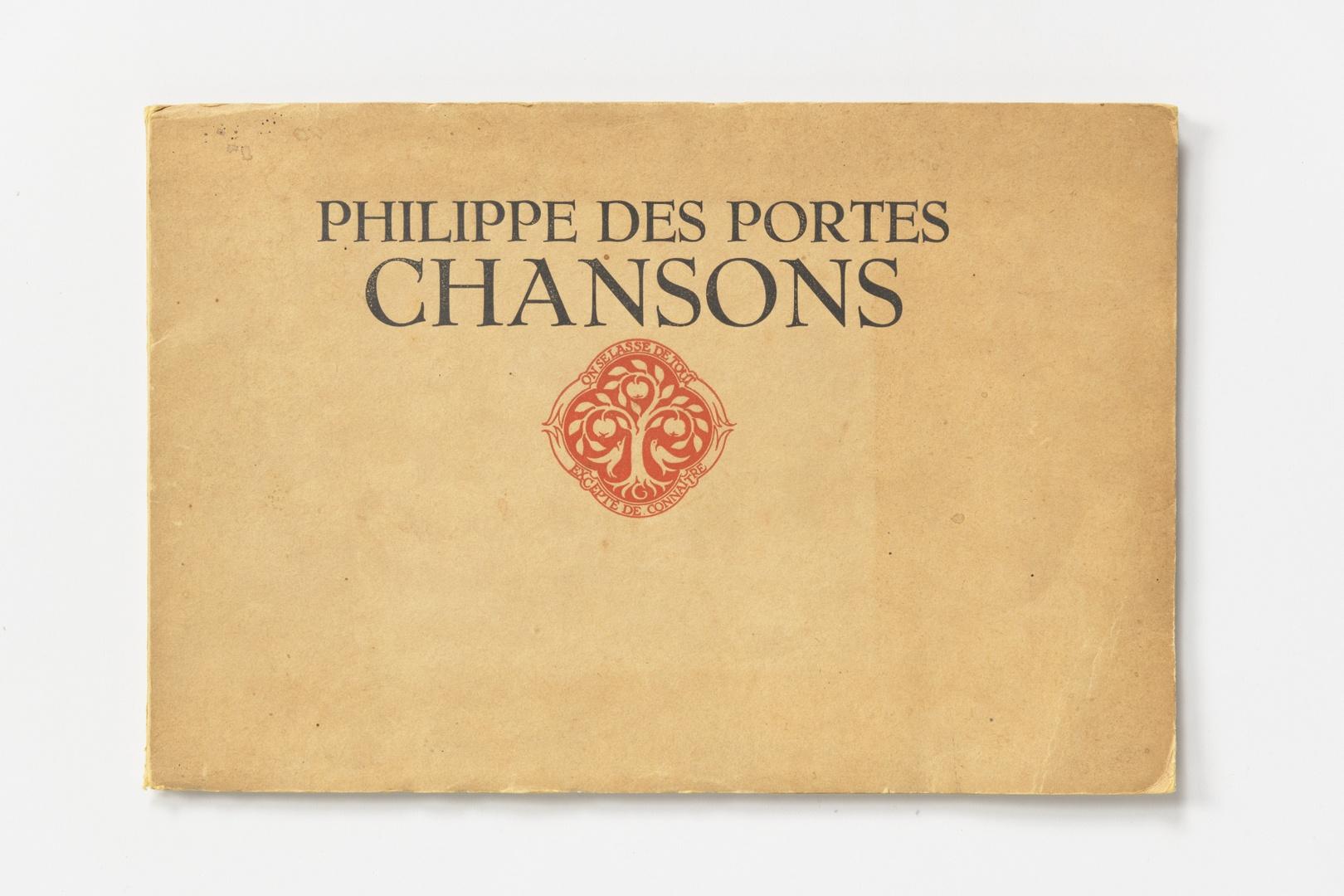 Chansons (Pour les Amis de René-Louis Doyon & Charles Nypels)