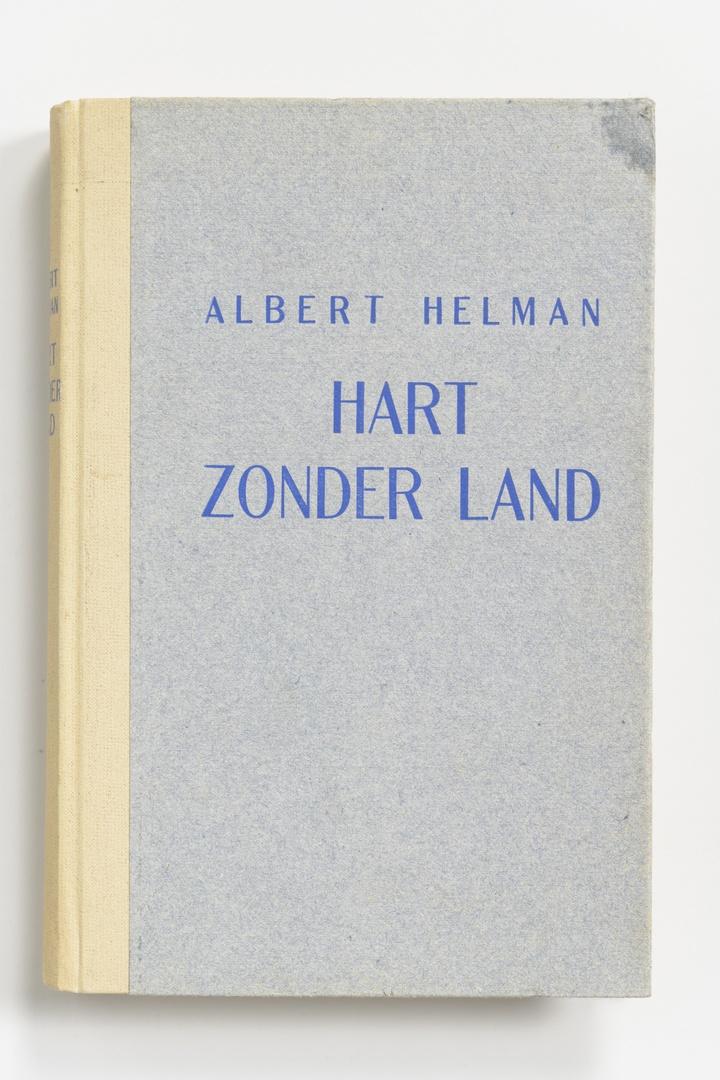 Hart zonder land