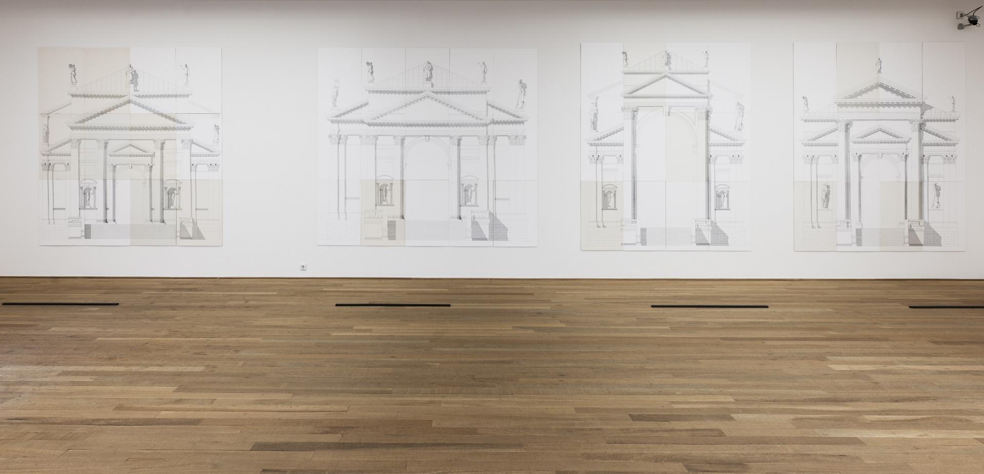 Ogni ordine e contemporaneo d'ogni altro ordini: Quattro modi d'esaminare la facciata dell ss. Redentore A Venezia
