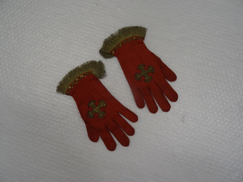 Paar handschoenen