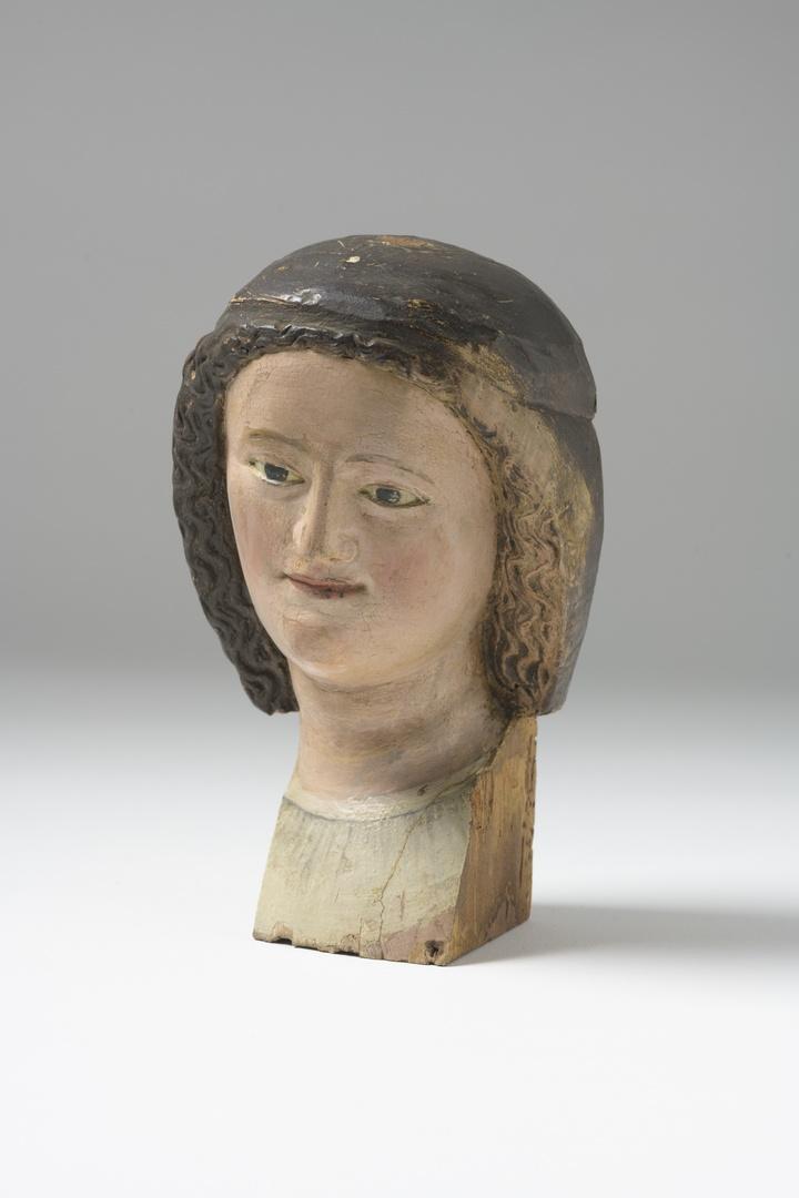 Madonnakopje (fragment)