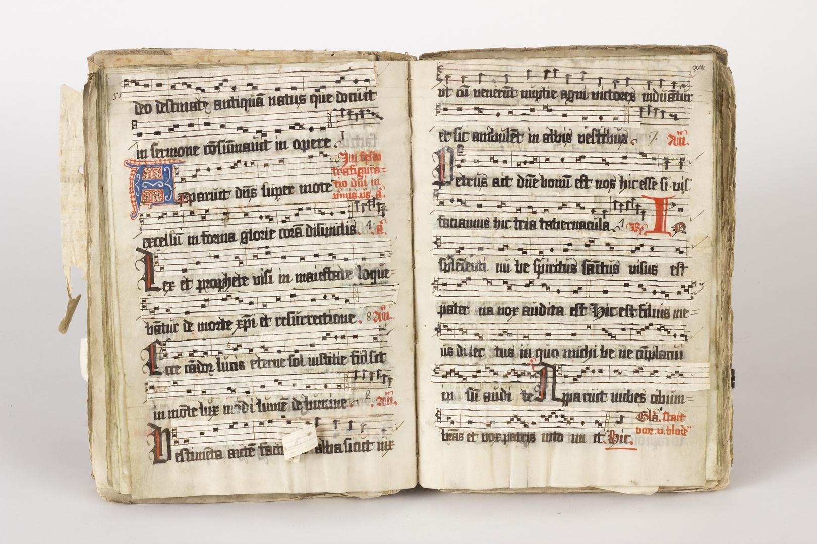 Muziekmanuscript