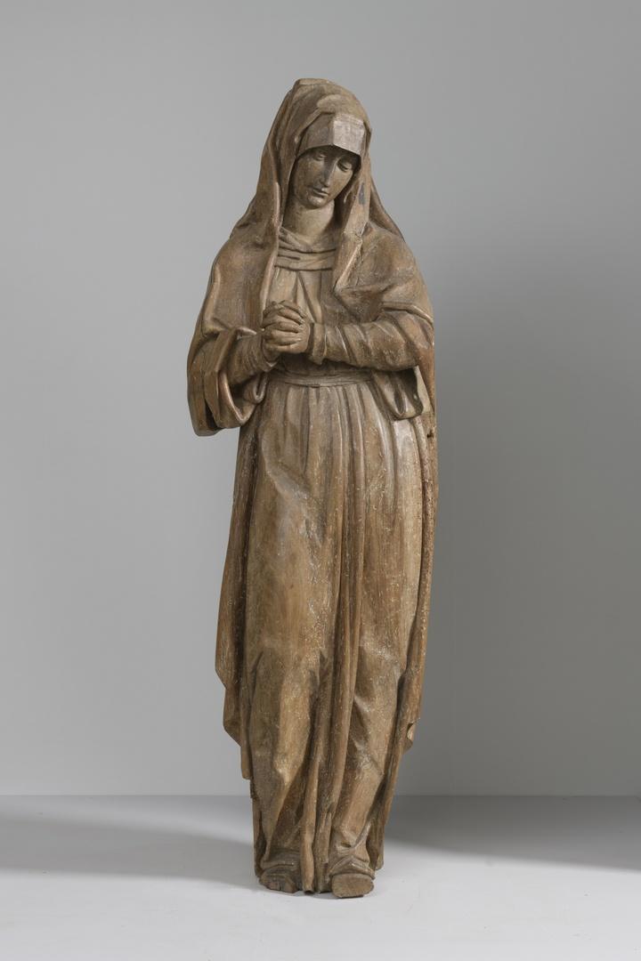 Maria van een calvariegroep?