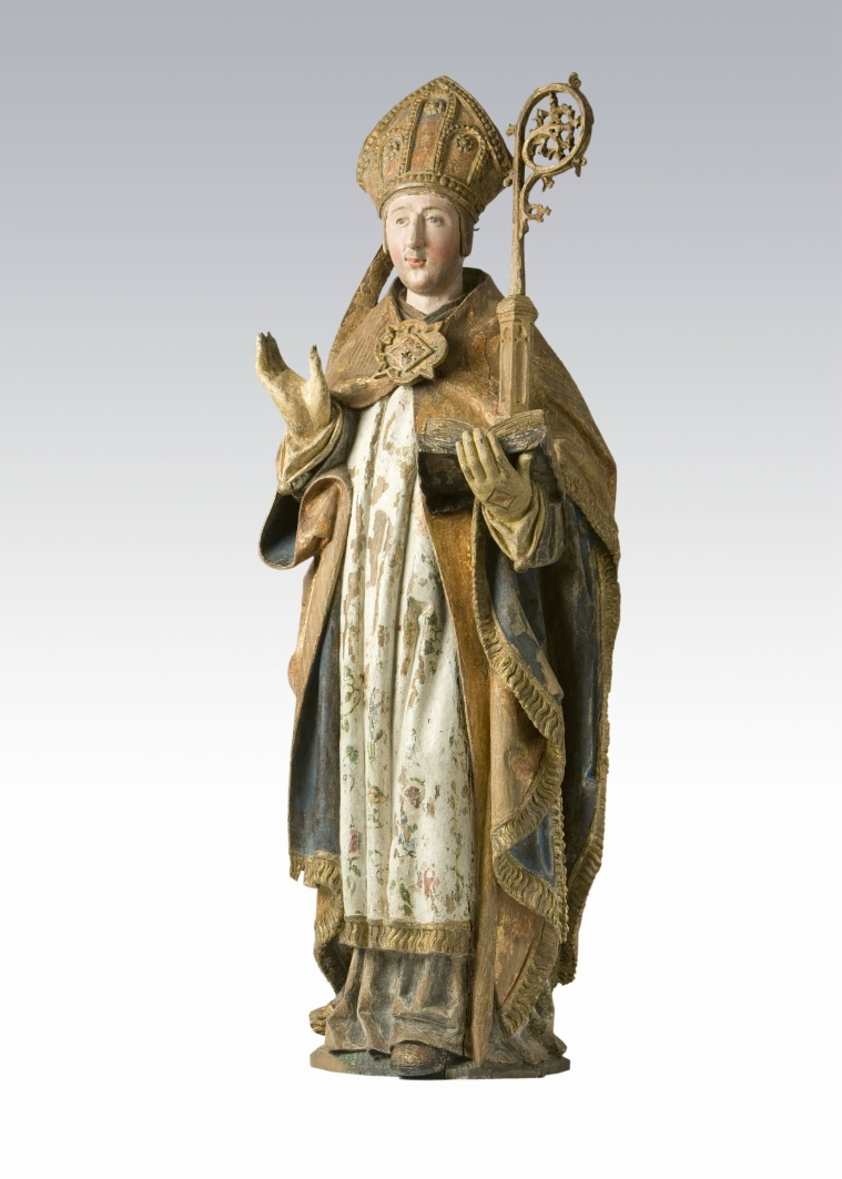 H. Bisschop (H. Augustinus?)