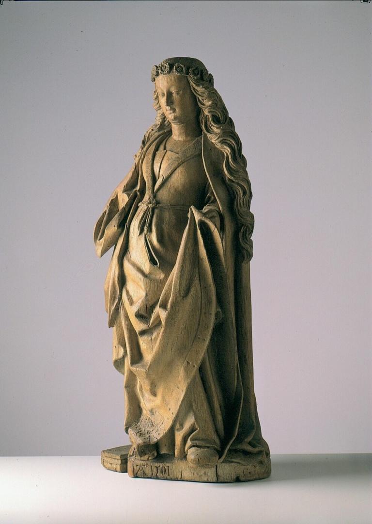 Vrouwelijke heilige