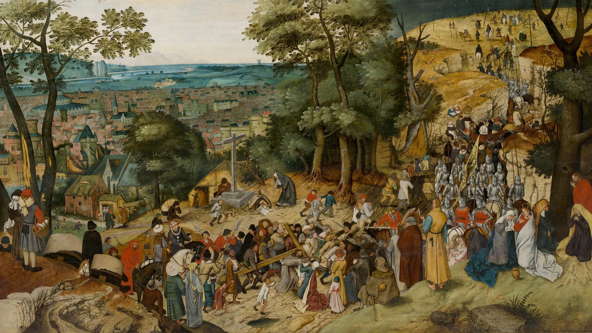 Brueghel en tijdgenoten: kunst als verborgen verzet?